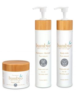 Bambyo care products